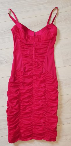Stretch Dress raspberry-red
