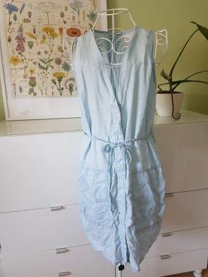 Kleid in Jeansoptik - luftig leicht