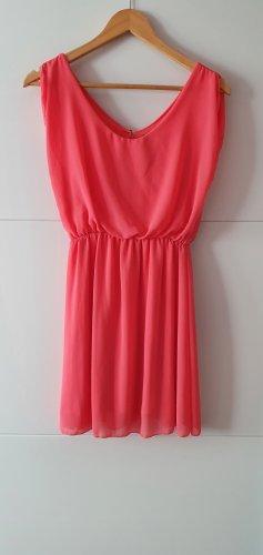 Kleid in Koralle Gr.S