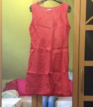 Kleid in Koralle XL