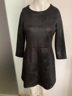 Kleid in Leder Optik Verlauf Gr 38 M von Adika