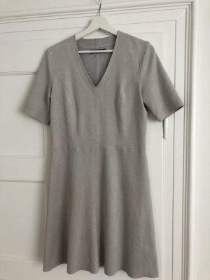 Kleid in Lederoptik (wild)