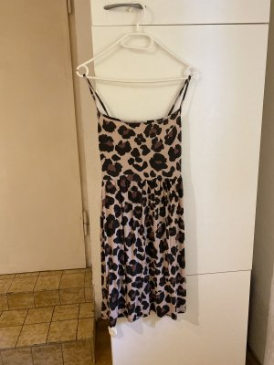 Kleid in Leopardenprint