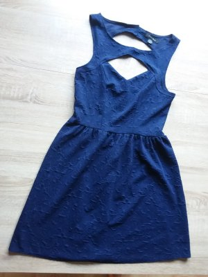 Amisu Vestito da spiaggia blu