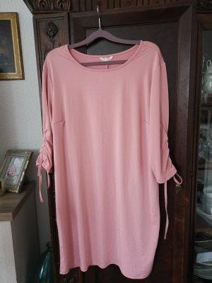 Active Woman Vestito peplo rosa