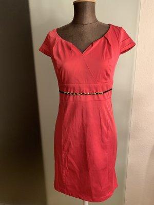 Kleid in Satin Look Gr 36 38 S von Mixage