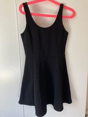H&M Robe Sweat noir
