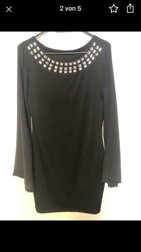 Kleid in Schwarz