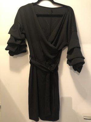 Kleid in Schwarz onesize