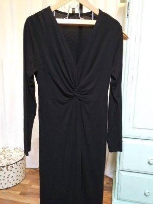 Kleid in Wickeloptik 44-48