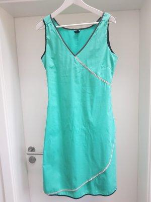 Kleid in Wickeloptik Modell Florentzi