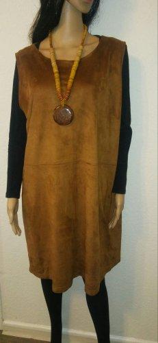 Kleid in Wildlede Optik Gr 50