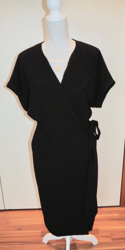 Kleid InWear Damen 38/40 M/L schwarz LaliWrap