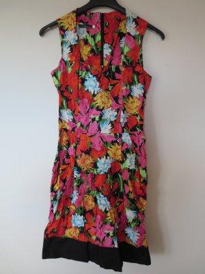 Kleid Italy floral bunt Dirndl Stretch