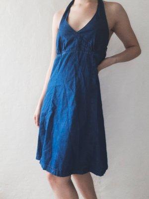 Kleid jeansblau