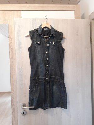 Kleid Jeanskleid 36