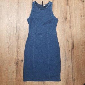 Kleid Jeansoptik