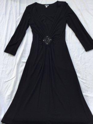 1.2.3 Paris Jerseyjurk zwart