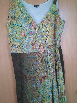 Kleid Jones asymetrisch, bunt, fließend
