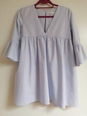 Kleid/Jumpsuit von Zara hellblau mit Taschen!