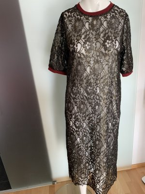 Kleid Kaftan Überzieher Gr 36 38 S von Zara