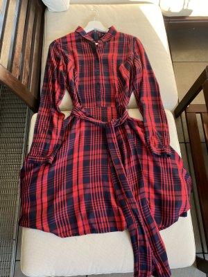 Mohito Shirtwaist dress dark blue-red