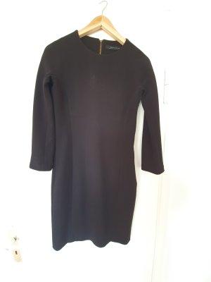 Kleid Klassiker Schwarz Zara Größe S