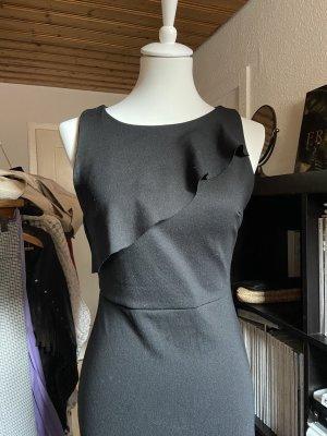 Kleid Kleines Schwarzes von Zara Gr. 38 M S