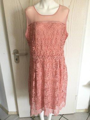 Kleid komplett aus Spitze hochwertig von C&A in 46