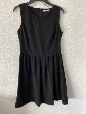 Kleid kurz schwarz Gr. 38