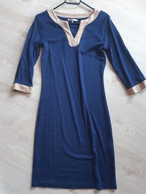 Anna Field Shortsleeve Dress dark blue