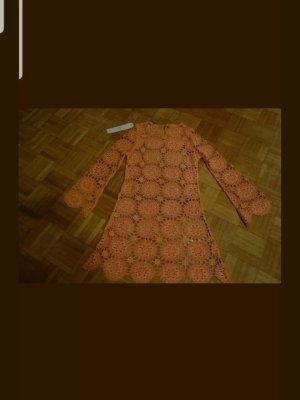 Lace Dress light orange