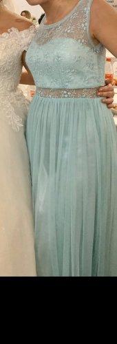 Suknia balowa baby blue