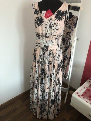 Kleid / lang/ Plissee von TOGETHER / Peek & Cloppenburg gr.38/M