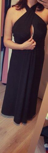 Kleid lang schwarz 40/42