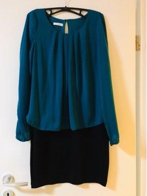 Kleid langarm Einteiler