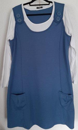 b.p.c. Bonprix Collection Chemisier blu fiordaliso