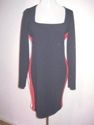 Boohoo Longsleeve Dress multicolored