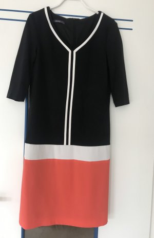 Laurèl Jersey Dress multicolored viscose