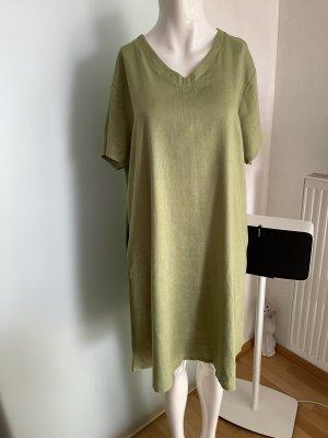 Yidarton Caftan gris vert