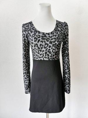 Kleid leopard basic