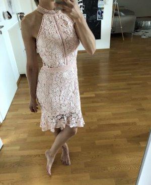 Kleid lipsy London xs 34 spitze Hochzeit Party Sommer Rose
