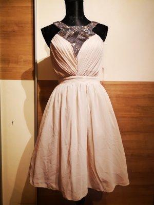 Kleid Little Mistress Abschluss Hochzeit Partykleid Rose