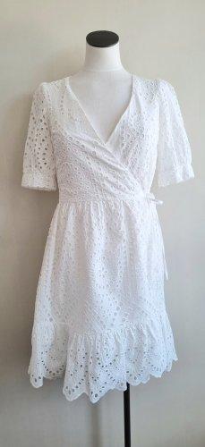 Zalando Wraparound white cotton