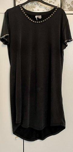 Kleid Long top mit Nieten