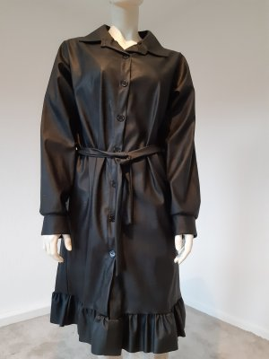 keine Leather Dress black