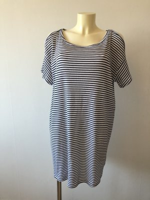 Chiemsee Beach Dress white-dark blue
