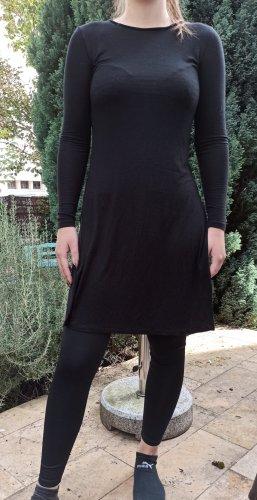 Hallhuber Robe t-shirt noir