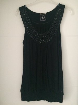 Kleid/Longtop Gr. M, schwarz *NEU* One green elephant
