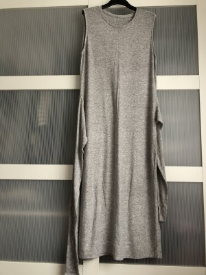 Kleid M grau